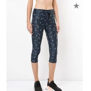 The Upside Eye Print Crop Legging